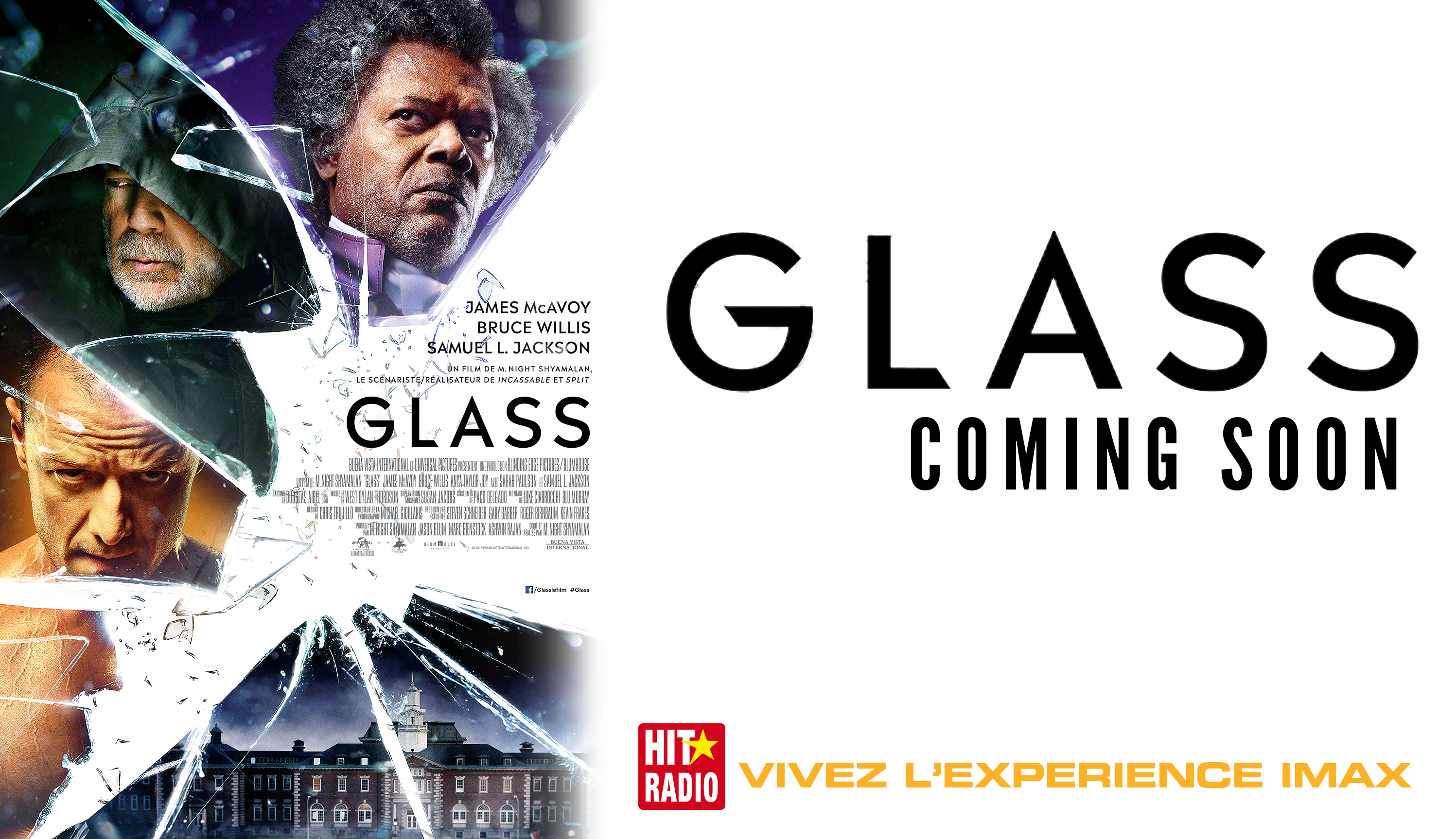 COMING SOON : GLASS