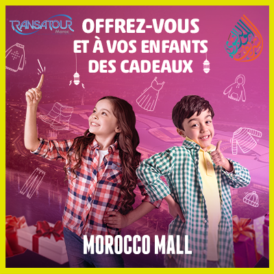 LE HAPPY FRIDAY FAIT SON GRAND RETOUR AU MOROCCO MALL