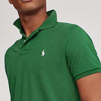 Earth Polo, le Polo éco-responsable de Ralph Lauren
